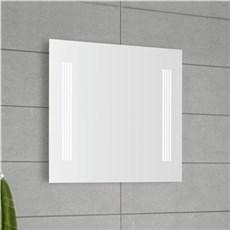 Scanbad Badeværelsesspejle - MULTO+ SPEJL MED LED 70X80 CM