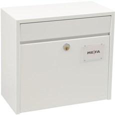 Mefa Postkasse - Etude 900, hvid