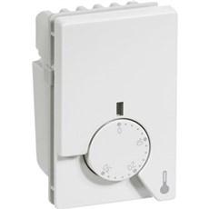 LK FUGA® Termostat - Termostat med natsænkning og gulvføler 1½M
