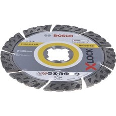 Bosch Diamantskæreskive - DIAMANTSKIVE XL BEST UNIVERS 125X22,33MM