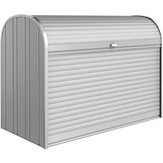 Biohort Udendørs opbevaring - STOREMAX STR. 190 Sølv Metallic