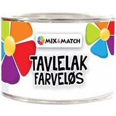 Mix&Match Lak - Mix & Match Tavlelak Farveløs