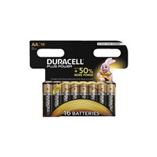 Duracell AA batterier - Plus Power AA