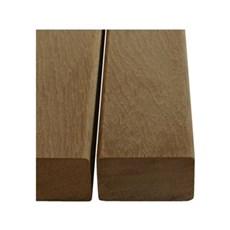 XL-BYG Hårdttræ terrassebrædder - Hårdttræsstrøer