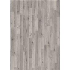 Pergo Laminatgulv - Domestic grå eg 3-stav