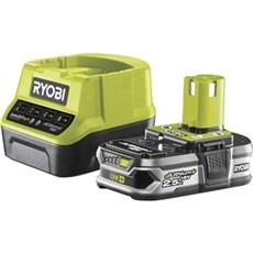 RYOBI Batteri - RC18120-125 BATTERI + LADER