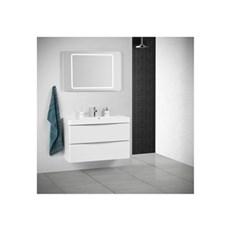 Scanbad Badeværelsessæt - SAMBA M/SKUFFER INKL. VASK
