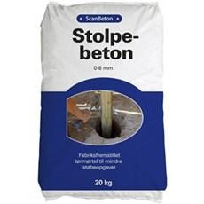 Scan Beton - Stolpebeton 20 kg