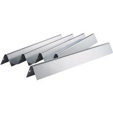 Weber® Reservedele - Flavorizer Bars, Genesis 300-serien (2011-), rustfri stål