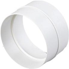 Duka Samlemuffe - Ø100mm hvid