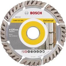 Bosch Diamantskæreskive - DIAMANTSKÆRESKIVE 125X22,2MM PROF UNIV