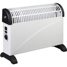 Jo-el Elradiator - Elektronisk radiator med blæser 2000W