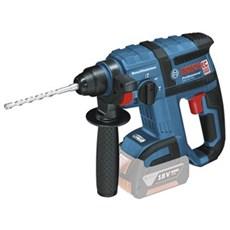 Bosch Akku borehammer - GBH 18 V-EC SOLO U/BATTERI OG LADER