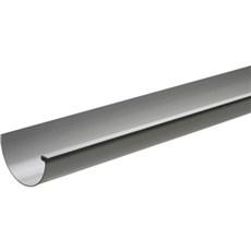 XL-BYG Plast tagrende - Tagrende 4 m Grå