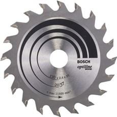 Bosch Rundsavklinge - OPTILINE 130X2,4X16 MM 20 TDR