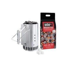 Weber® Grill tilbehør - Grillstartersæt