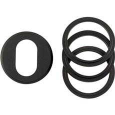 Jasa Cylinderring - Universal cylinderring Noir til oval cylinder