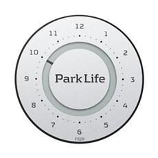 ParkOne P-skive - ParkLife TITANIUM SILVER