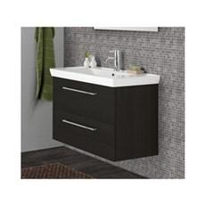 Scanbad Badeværelsessæt - Lotto XL - M/Vask Sort