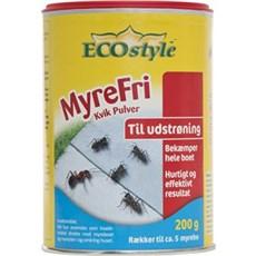 ECOstyle Myremiddel - Koncentrat 200g udstrøning