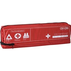 Ox-on Førstehjælpstaske - OX-ON 3 in1 Safety kit Comfort