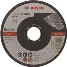 Bosch Skæreskive - INOX 115X1,0MM STD