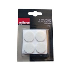Millarco Filtpude - �28MM