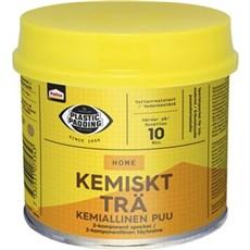 Plastic padding Kemisk spartelmasse - Spartel lys brun 460 ml
