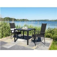 Outrium Havemøbelsæt - Toscana/Toledo 2 stole