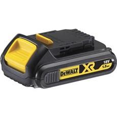 Dewalt Batteri - DCB181 18V 1,5Ah