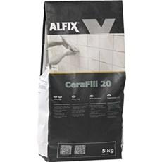 Alfix Flisefuge - CeraFill 20, 5 kg