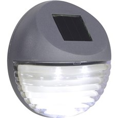 VELI LINE Solcellelampe - Solar Fence 4 pak light