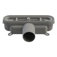 Unidrain Afløbskål - UDLØBSHUS Ø 50 mm m/lugtspærre