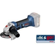 Bosch Akku vinkelsliber - GWS 18-125 V-LI