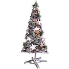 Trade Point Julepynt - Juletræ med pynt uden lys