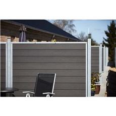 Wimex Hegn nem vedligehold - Nordic Fence - 180 cm Start fag