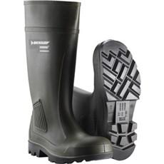 Dunlop Gummistøvler - Purofort S5 SRA Str. 42