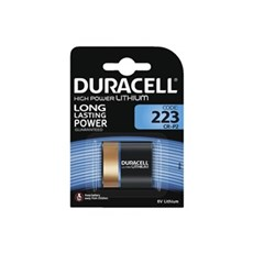 Duracell Special batterier - Ultra Photo 223 1pk