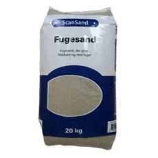 Scan Fugesand - Scan fugesand 20 kg