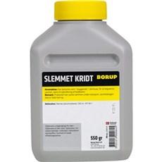 Borup Tilbeh�r - Slemmet Kridt 0,55KG