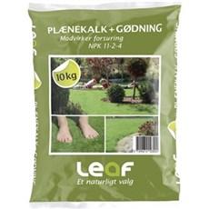 Leaf Gødning - Plænekalk
