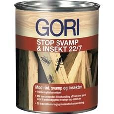 Gori Rengøring - STOP SVAMP & INSEKT 0,75 LTR