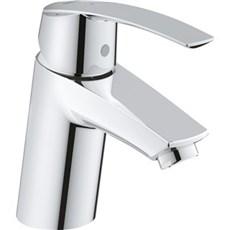 Grohe Håndvaskarmatur - Start m/ push op bundventil