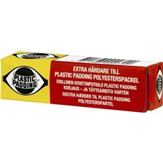 Plastic padding Kemisk spartelmasse - Universalhærder 16 g.