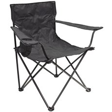 HP Schou Camping - Festival stol m/kopholder