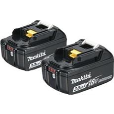 Makita Batteri - 197606-4 2 X 18V 3,0Ah
