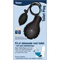 Toiee Rengøringsmidler - Toilet plug afkalker