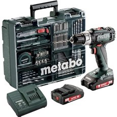 Metabo Akku bore-skruemaskine - SB�18�L 2X2,0 13MM WORKSHOP