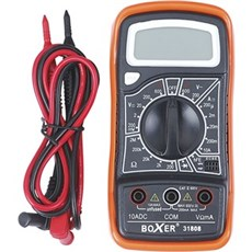 BOXER Multitester - Multimeter digital
