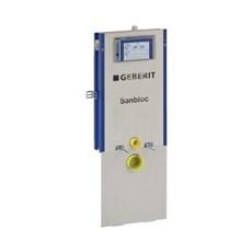 Geberit Toilet indbygning - Sanbloc WC-element til v�gh�ngt toilet